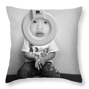 Humour Throw Pillows