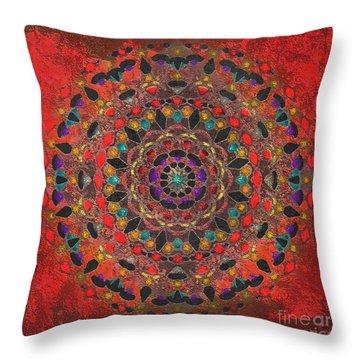 Zuni II 2015 Throw Pillow