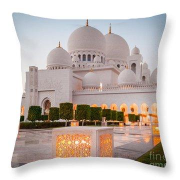 Muslim Throw Pillows