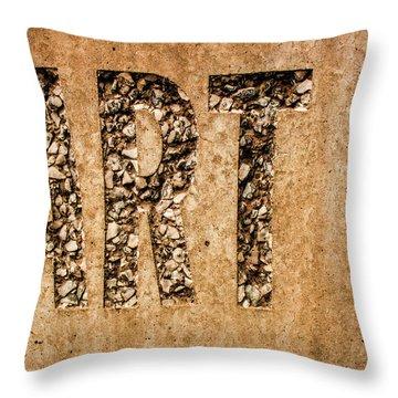 art Throw Pillow