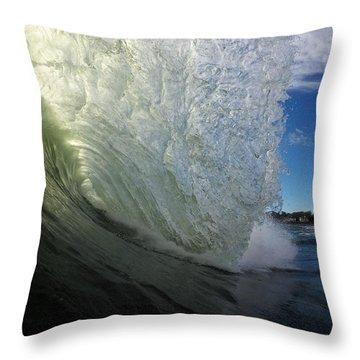 Barrel Throw Pillow