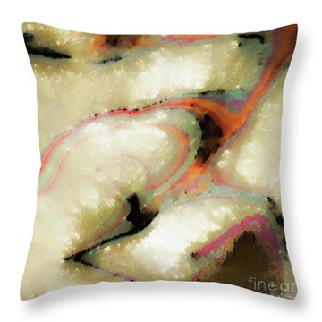 1 Corinthians 13 2. Nothing Matters Without Love Throw Pillow