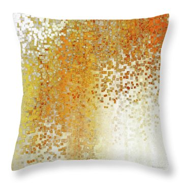 1 Corinthians 15 57. Our Victory Throw Pillow