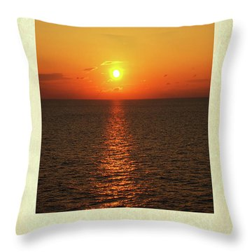 Each Day Is A Miracle Throw Pillow