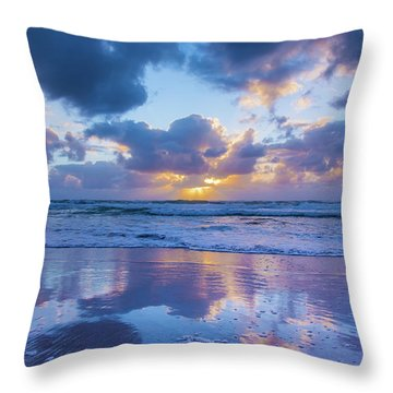 Enchanted Whispers Throw Pillow