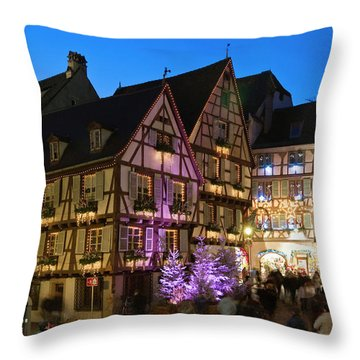 Colmar Throw Pillows