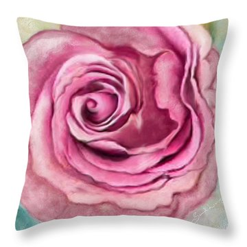 I Have Just Met You, And I Love You Throw Pillow