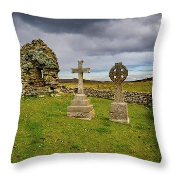 Kildonan Throw Pillow