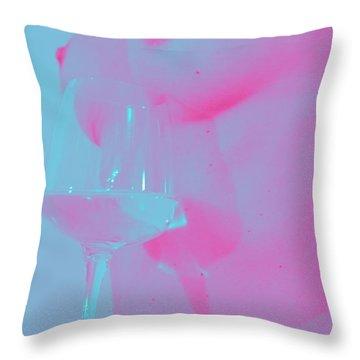 Nude Art Throw Pillow