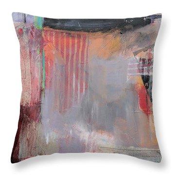 Palimpsest Throw Pillow