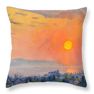 Athens Throw Pillows