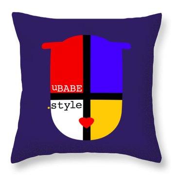 The Style Throw Pillow