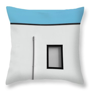 Verona Windows 1 Throw Pillow