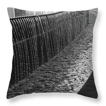 1532 Jets Throw Pillow