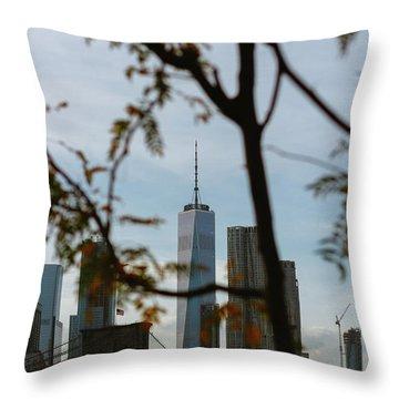 1776 Throw Pillow