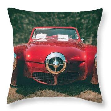 1950 Studebaker Throw Pillow