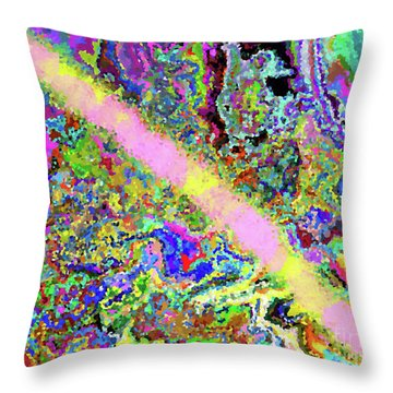 2-21-2009tabcdefghijklmnop Throw Pillow