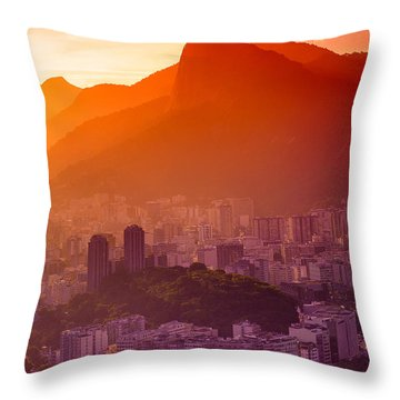 Featured Throw Pillows