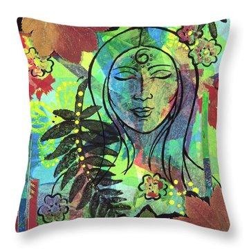 Native Dreams Throw Pillow