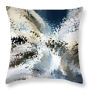 2 Samuel 7 22 There Is None Like You Lord God Throw Pillow