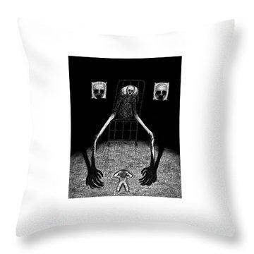 Stanley The Sleepless - Artwork Throw Pillow