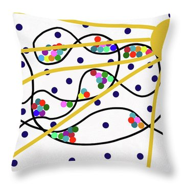 3-13-2010f Throw Pillow