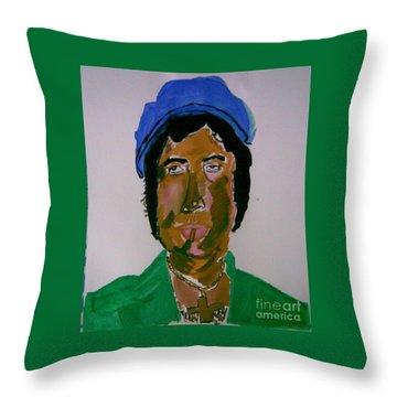 Trishul Throw Pillows Fine Art America