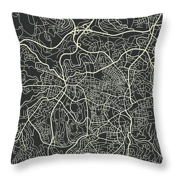 Jerusalem Throw Pillows
