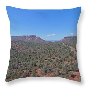 S E D O N A Throw Pillow