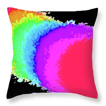 4-8-2010ga Throw Pillow