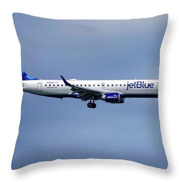 Jetblue Throw Pillows