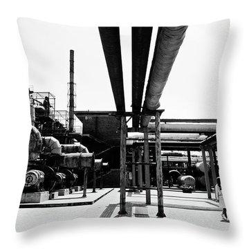 798 Art Zone Throw Pillow