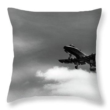 A-10 Slow Pass Throw Pillow