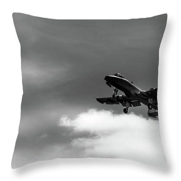 A-10 Slow Pass Throw Pillow