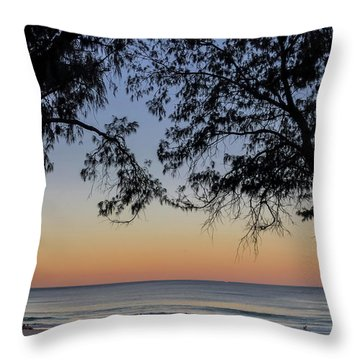 A Beautiful Place To Be Throw Pillow