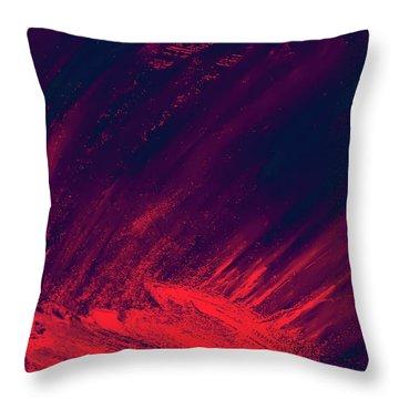 A Disagreement Throw Pillow