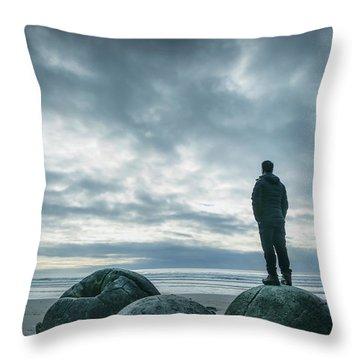 A Dream Of 5 Nights Throw Pillow