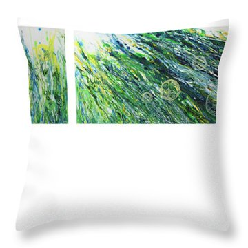 A Moment In Time Throw Pillow