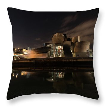 A Piece Of Another World Throw Pillow
