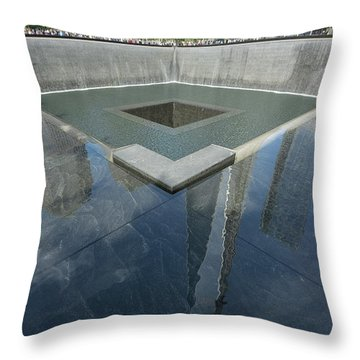 A Place For Reflection Throw Pillow