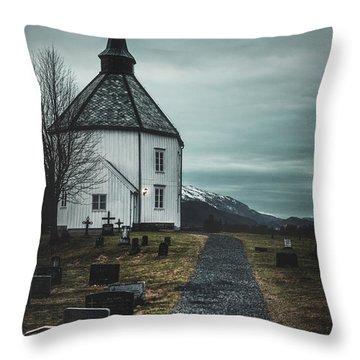 A Prayer For Time Throw Pillow