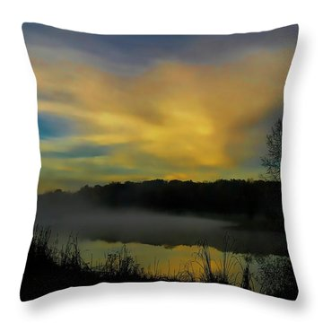 A Promise For Tomorrow Throw Pillow