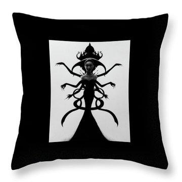 Abdesium - Artwork Throw Pillow