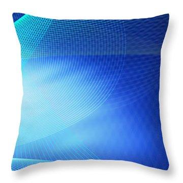 Multi-dimensional Throw Pillows