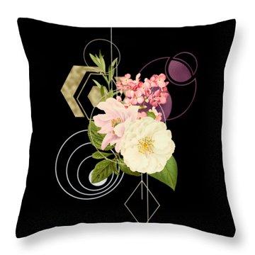 Abstract Dream Throw Pillow