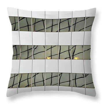 Abstritecture 13 Throw Pillow