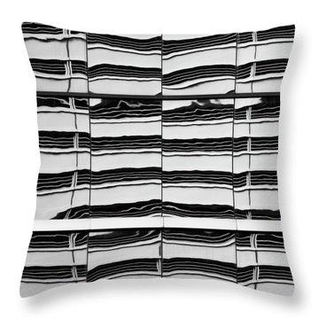 Abstritecture 40 Throw Pillow