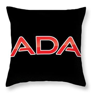 Ada Throw Pillow