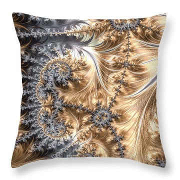 Advancing Innovation Throw Pillow