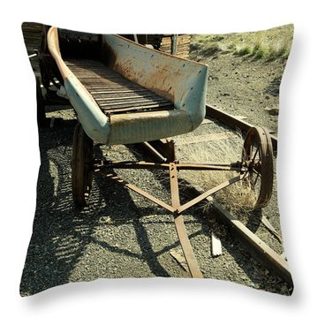 Agricultural Relic Throw Pillow